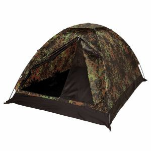 Tente Igloo standard flecktarn 2 places