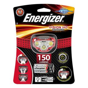 Lampe Frontale Energizer Vision HD