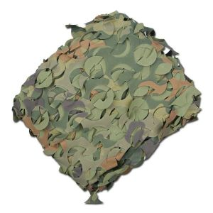 Filet de camouflage Camo Systems Basic Light 3 x 2.4 m flecktarn