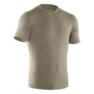 T-shirt Tactical CC Under Armour sable