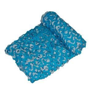 Filet de camouflage bleu ciel 3 x 2 m