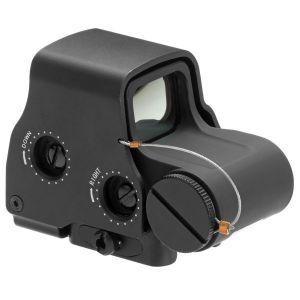 Aim-O Viseur à point lumineux XPS 3-2 rouge noir