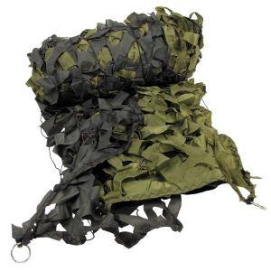 Filet de camouflage MFH 3x2 kaki