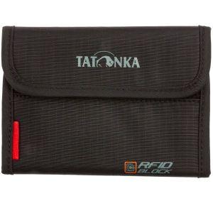 Porte-monnaie Euro Wallet RFID B Tatonka noir