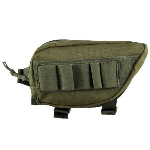 Invader Gear Sacoche de crosse Stock Pad od green