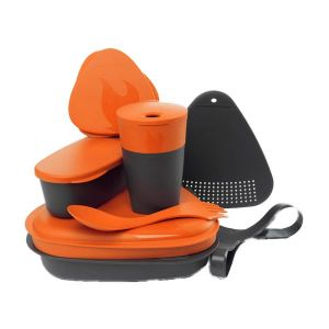Vaisselle Light My Fire MealKit 2.0 orange