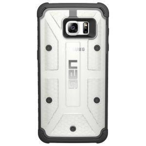 UAG Coque Samsung Galaxy S7 edge Composite blanc transparent