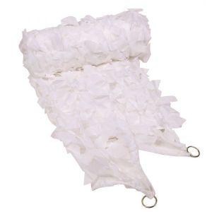 Filet de camouflage MFH 3x2 blanc