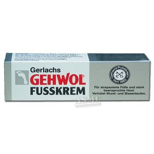 Crème pour les pieds Gehwohl 75 ml