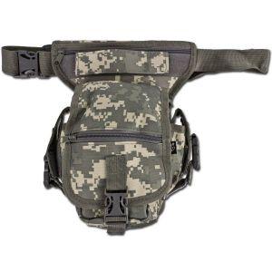Sacoche ventrale avec fixation ceinture et jambe AT-digital