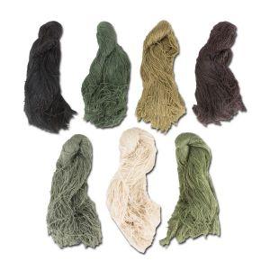 Set de fil de camouflage MFH Ghillie 7 couleurs