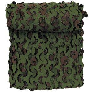 Filet de camouflage britannique DPM ignifugé 3 x 5 m