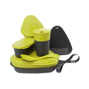 Vaisselle Light My Fire MealKit 2.0 limette