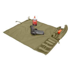 Condor Roll-Up Cleaning Mat tan