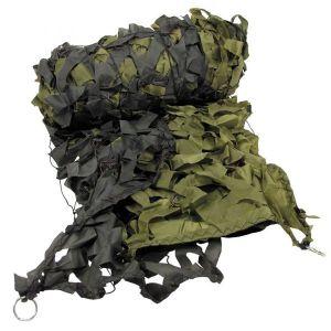 Filet de camouflage MFH 6x3 kaki