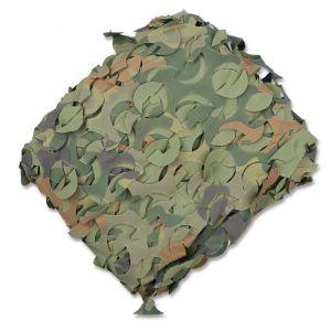 Filet de camouflage Basic Light 1.1x3.0 m flecktarn