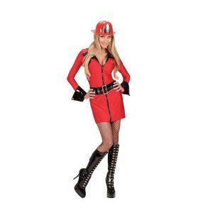 Déguisement Pompier Sexy Femme - M