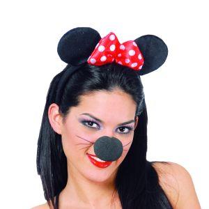 Serre-Tête Oreilles de Minnie