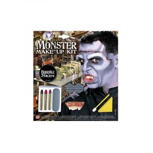 "Pack de maquillage grand modèle ""Monstre"""