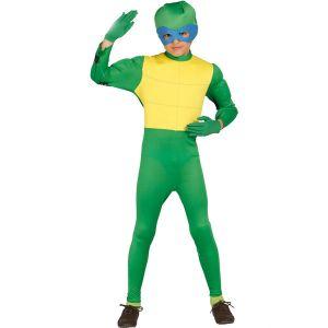 Tortue Ninja bleue enfant 10-12 ans
