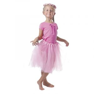 Tutu Danseuse Rose Enfant - 6/8 ans