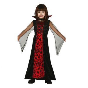Déguisement de Vampiresse Gothique Enfant - 11/12 ans