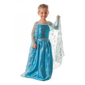 Déguisement Princesse des Glaces Fille - 5/6 ans