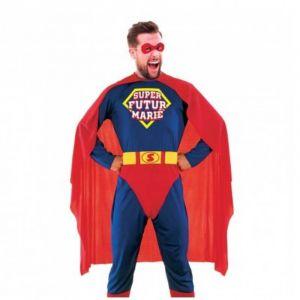 Costume Homme Super futur marié - EVG - Taille unique