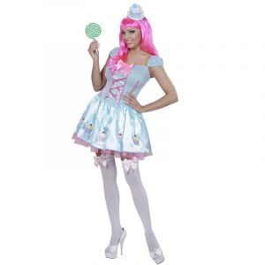 Costume de Candy Girl - M