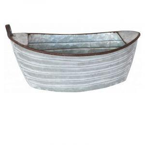 Grand Contenant - Barque en Métal