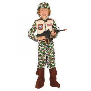 Déguisement Soldat forces Spéciales pour Enfant - 7/8 ans