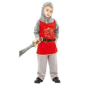 déguisement guerrier féodal garçon 5-6 ans