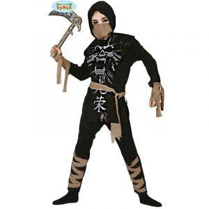 Déguisement Ninja Fantôme - 5/6 ans