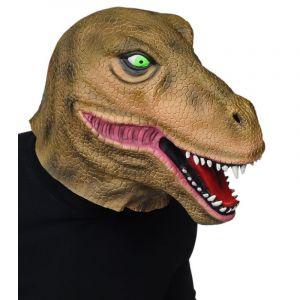 Masque en Latex Tyrannosaure