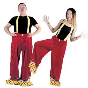 Pantalon de Clown - Taille Unique