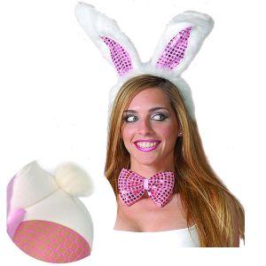 Set de Déguisement Bunny Paillettes