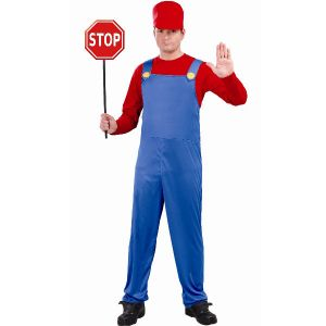 Déguisement Mario le Plombier