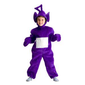 Déguisement Télétubbies Violet - Tinky Winky - Enfant-2/3 ans