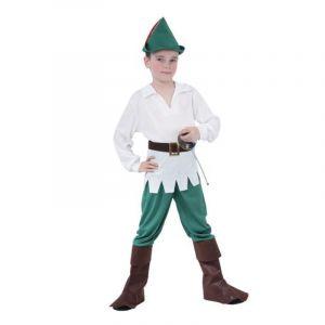 Costume Romain des Bois Garçon-10/12 ans