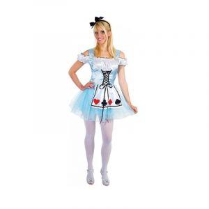 Déguisement Alice Femme - M