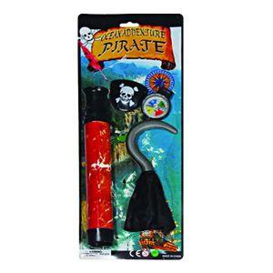 Set d'Accessoires de Déguisement de Pirate