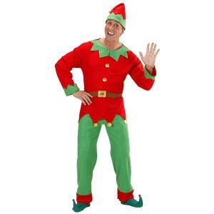 Déguisement Elfe de Noël Homme-M