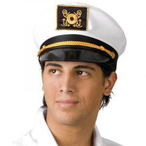 Casquette de Capitaine Jack - Taille 59