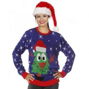 Pull de Noël - Adulte - Sapin - Taille XL