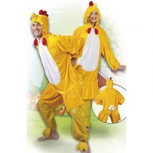 Costume en peluche de Poulet - 180 cm