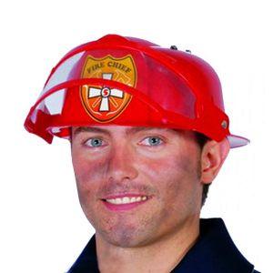 Casque Chef Pompier Américain