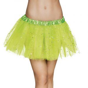 Tutu vert étoiles - Adulte - Taille Unique