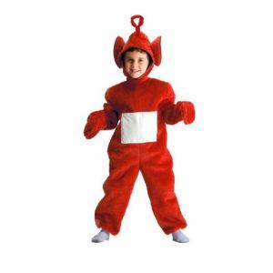 Déguisement Télétubbies Rouge - Po - Enfant-1/2 ans
