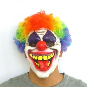 Masque de Clown Rieur