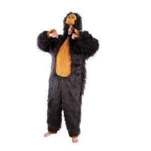 Déguisement de Chimpanzé en Peluche Adulte